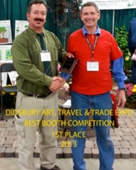 2013 Best Booth - 1st Place