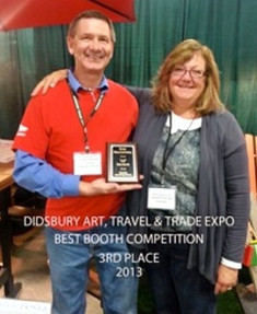 2013 Best Booth - 3rd Place