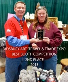 2013 Best Booth - 2nd Place