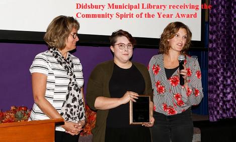 Didsbury Municipal Library