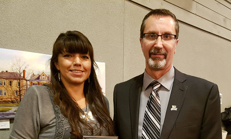 2017 Small Business of the Year - Delree's Native Art Gallery