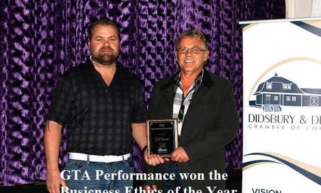GTA With award