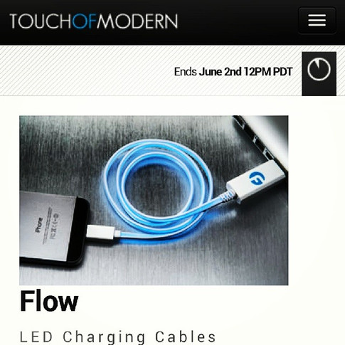 Flow Charge Sold Out Feature on TOM