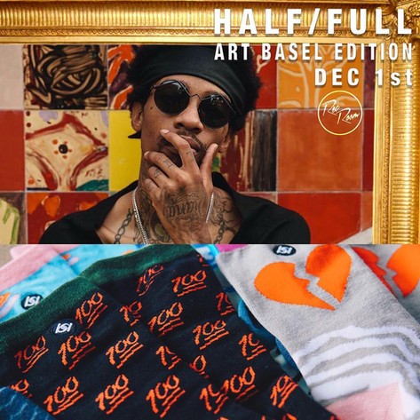 Half Full x BXB Presents Sonny Digital   Art Basel 2016
