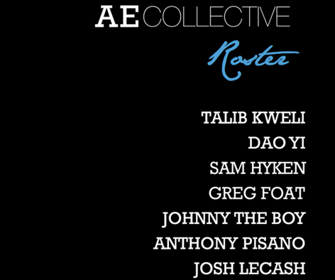 AE Collective Roster