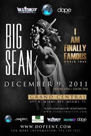 SFU Big Sean Tour