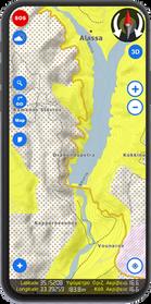 Χάρτης κυνηγίου Τσίχλας 2022