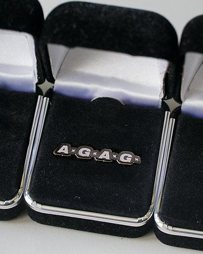 A.G.A.G. pin