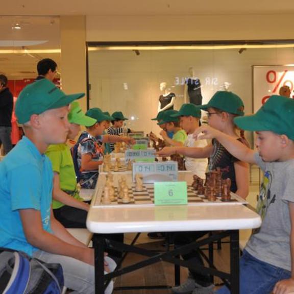 Schach für Kinder bis 14 Jahre - jeden Mittwoch von 14:00-15:30 Uhr