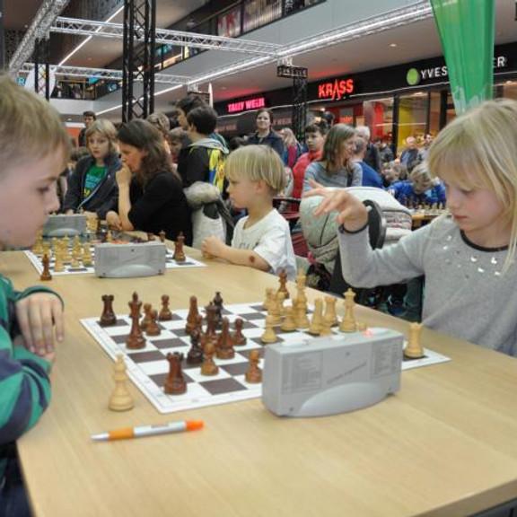 Schach für Jugendliche und Erwachsene - jeden Mittwoch von 10:00-12:00 Uhr