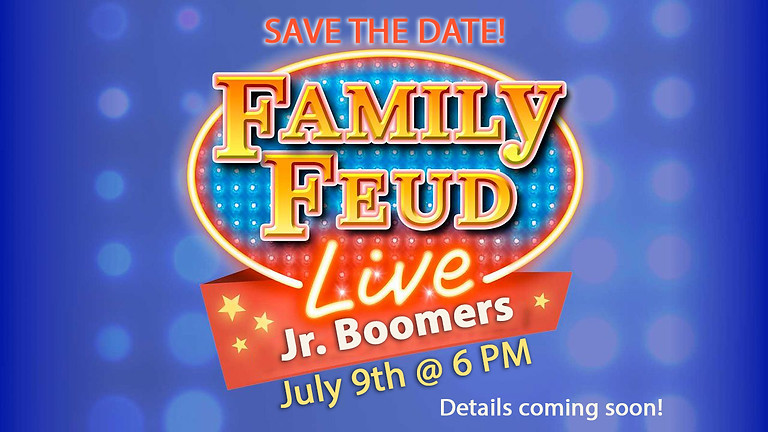 Jr. Boomers Family Feud