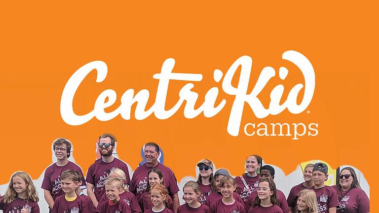 CentriKid Camp Summer 2021