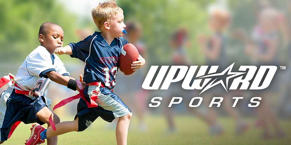 Upward Football & Cheer