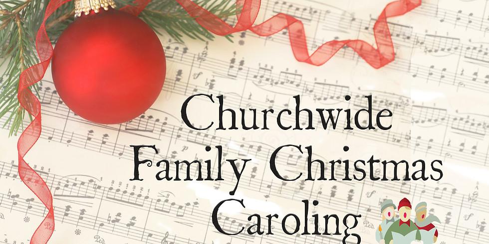 Christmas Caroling & Chili Dinner