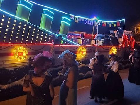 Knight Parade