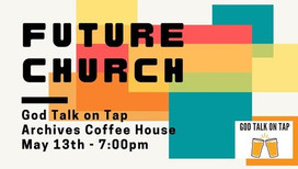 Join us for God Talk on Tap!