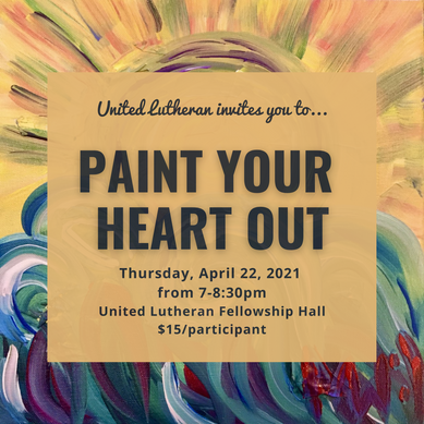 Sign-up for our Paint Your Heart Out at the link below!