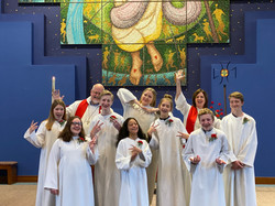 Confirmation Class of 2019!