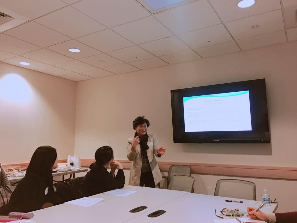 Professional Development 2018 - Eunkyung- Core Nursing