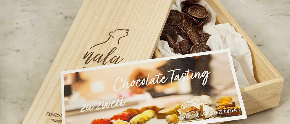 Chocolate Tasting Workshop für 2