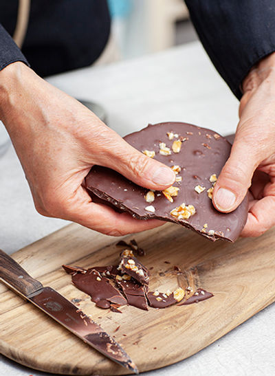 Nala The Chocolate Queen Tasting