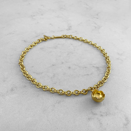 SONIA CHAIN NECKLACE - GOLD