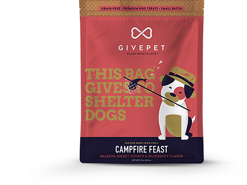 GivePet Campfire Feast