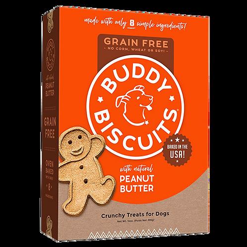 Buddy Biscuits GF Peanut Butter