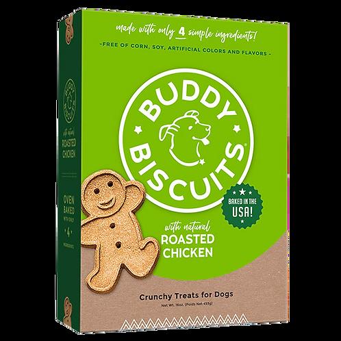 Buddy Biscuits Roasted Chicken