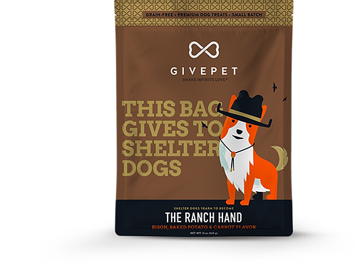 GivePet Ranch Hand