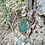 Thumbnail: Mano de Fátima con piedra Turquesa