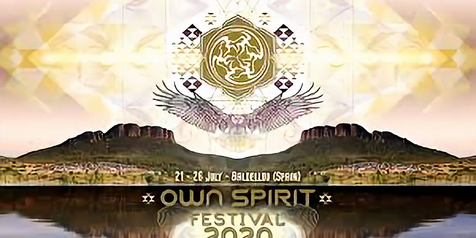 """Festival Own Spirit""  Concierto de Shalá + Indios Beta"