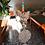 Thumbnail: Mariposa plateada+Geometría+Angel+Piedras varias+Arcoiris