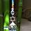 Thumbnail: Estrella de David con colores chacras y Ojo Turco
