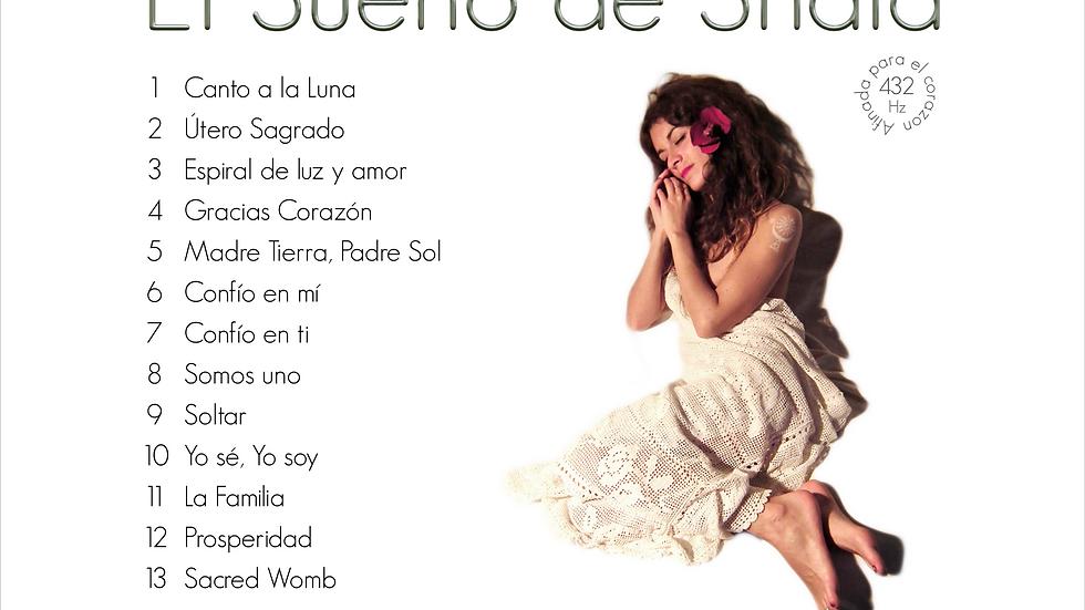 El Sueño de Shalá. CD  FÍSICO