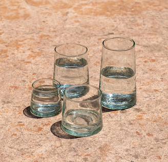 Conical Beldi Small Glass