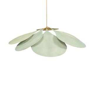Pale Ceiling Lamp Celadon