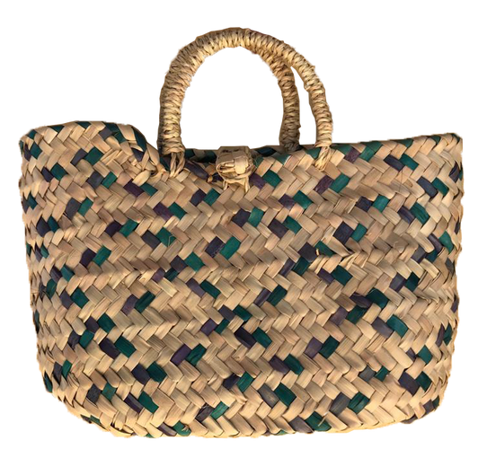 Portuguese Wicker Basket ll