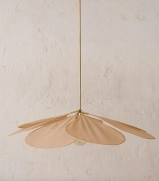 Pale Ceiling Lamp Natural