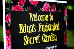 """Edna's """"Enchanted Secret Garden 70th"""