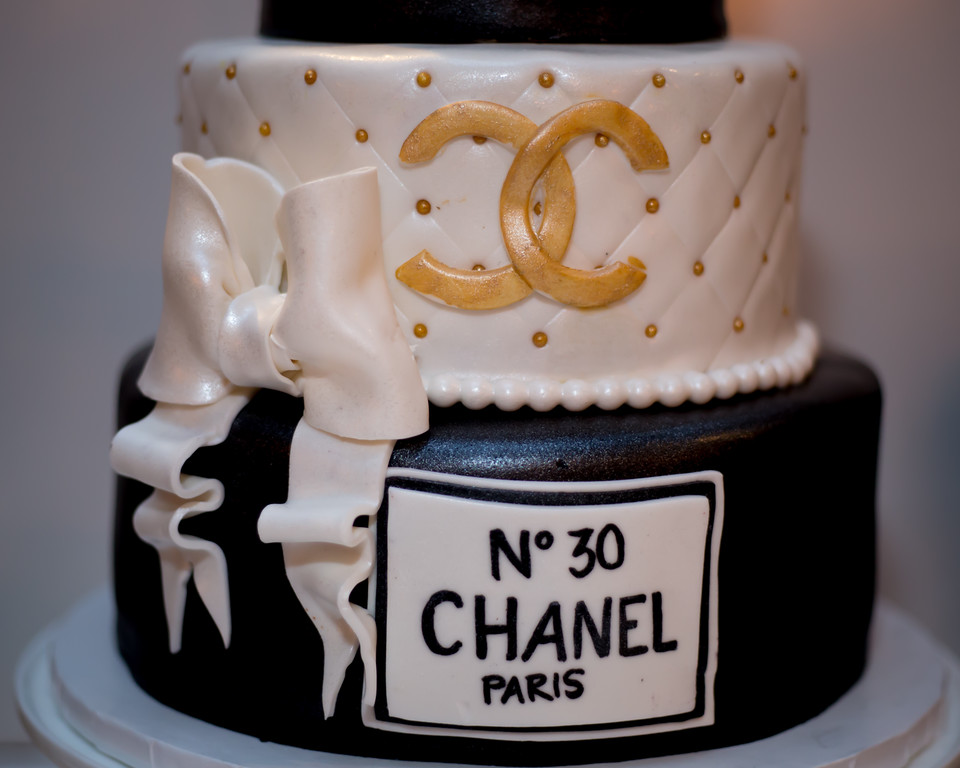 Erica's Chanel No.30 Birthday Soirée