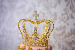 """Pretty in Pink"" Princess Fara's 1st"
