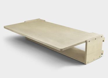 NEW! Desk Shelf – Diagonal