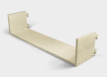 NEW! Single Shelf – Long