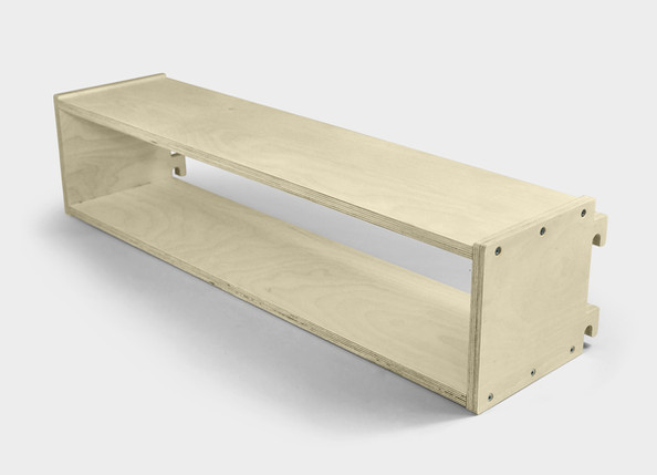 NEW! Double Shelf – Long