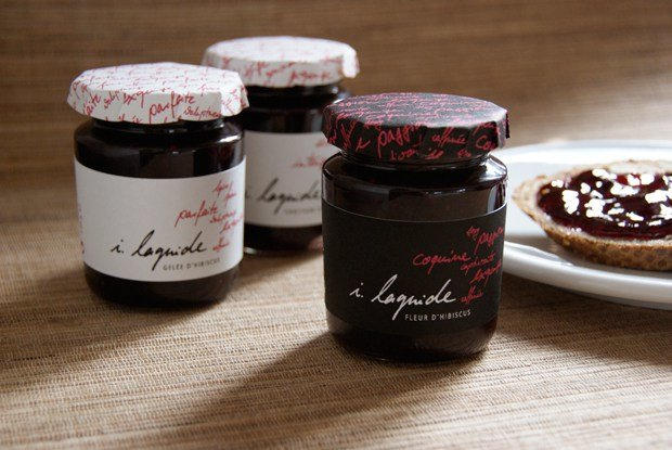 BRAND AND PACKAGING DESIGN - I. LAGNIDE, FINE HIBISCUS BASED PRODUCTS