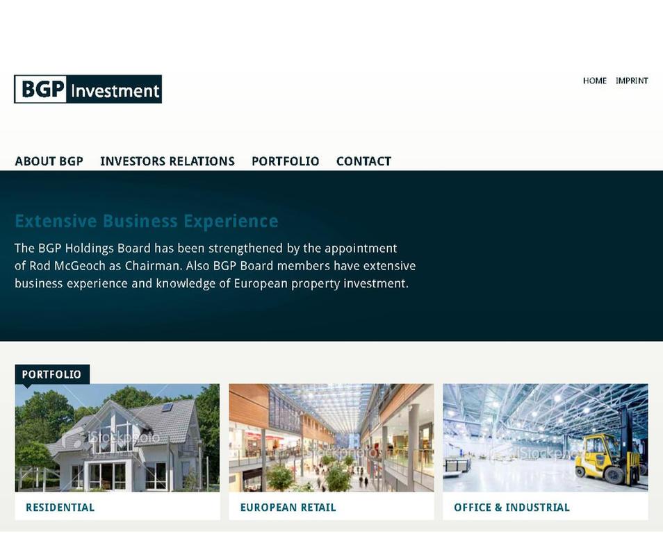 BGP INVESTMENT – LUXEMBURGER INVESTMENTFONDS