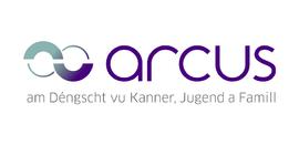 ARCUS asbl – am Déngscht vu Kanner, Jugend a Famill