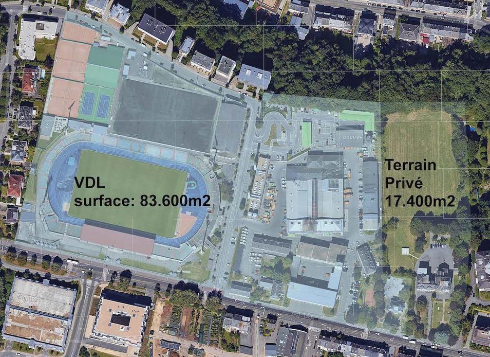 ZUKUNFTSQUARTIER ARELERSTROOSS 2025 - LUXEMBURG-STADT