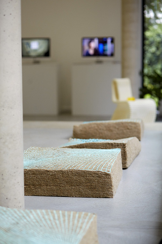 MOVING MATERIALS — INNOVATIVE MATERIALS EXHIBITION - LUXEMBOURG DESIGN BIENNALE – DESIGN CITY 2014